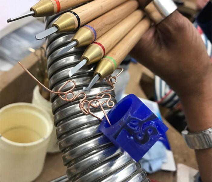 Jewellery - Thursday Afternoon (Studio Practice)