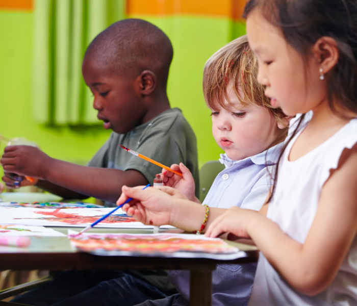 Working in schools and nurseries: Introduction to Arts and Crafts