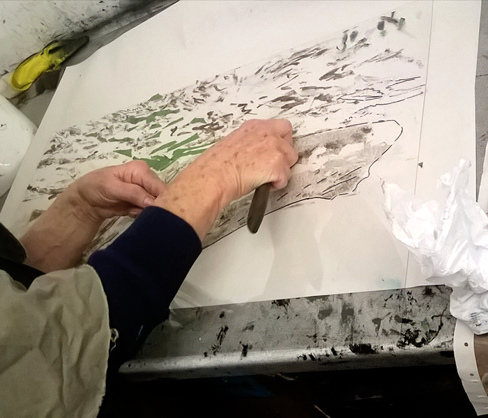 Etching and Photo Etching - Wednesday Morning (Studio PraEtching and Photo Etching (Studio Practice)
