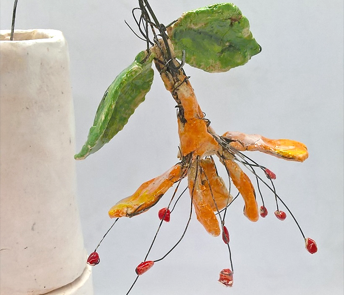 Using Wire with Ceramics