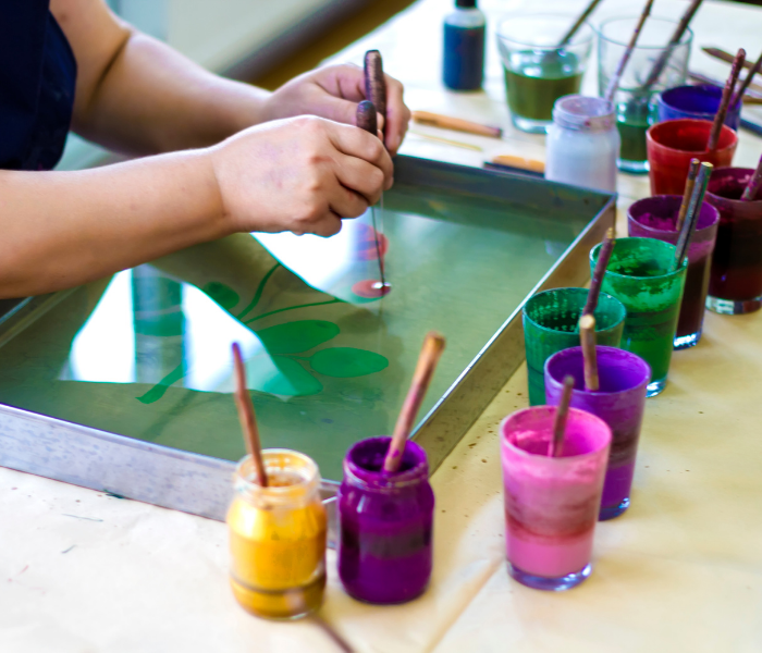 Introduction to Paper Marbling (Beginners/Intermediate)