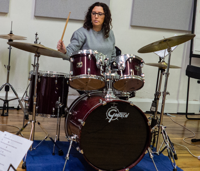 Drumming November Course (Mixed Level)