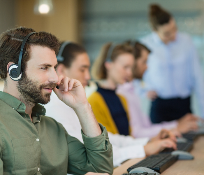 L1 Customer Care in the workplace