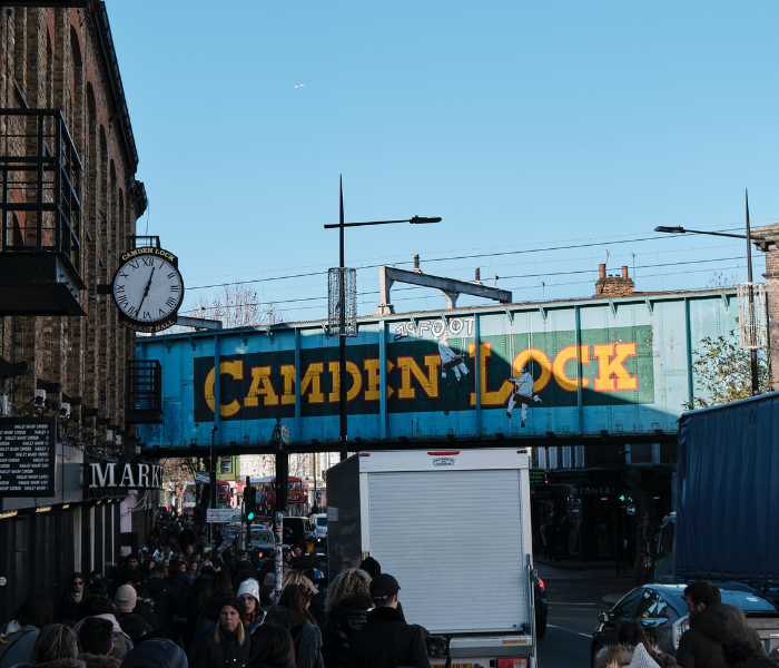 An Intimate and Quirky History of Camden