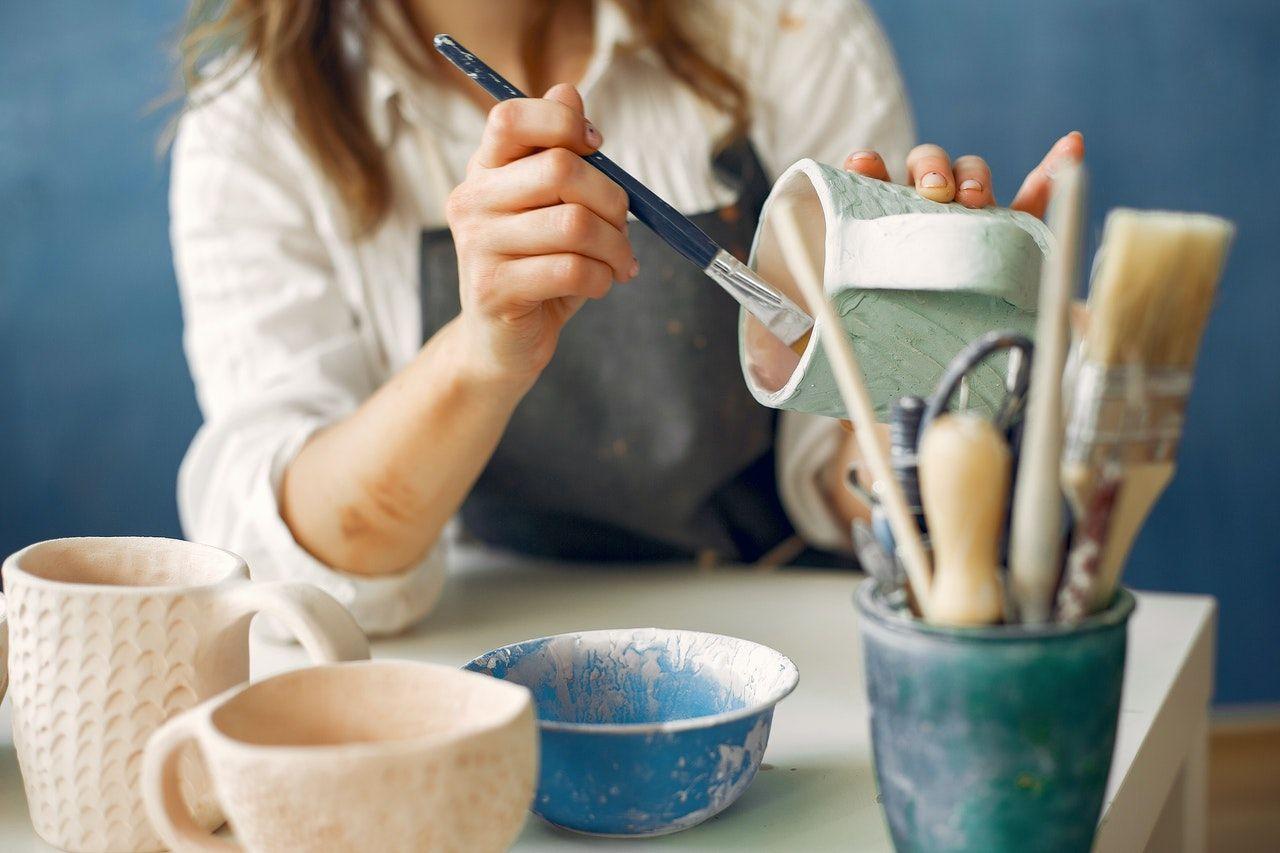Ceramics: Decorating Workshop (Mixed Level)