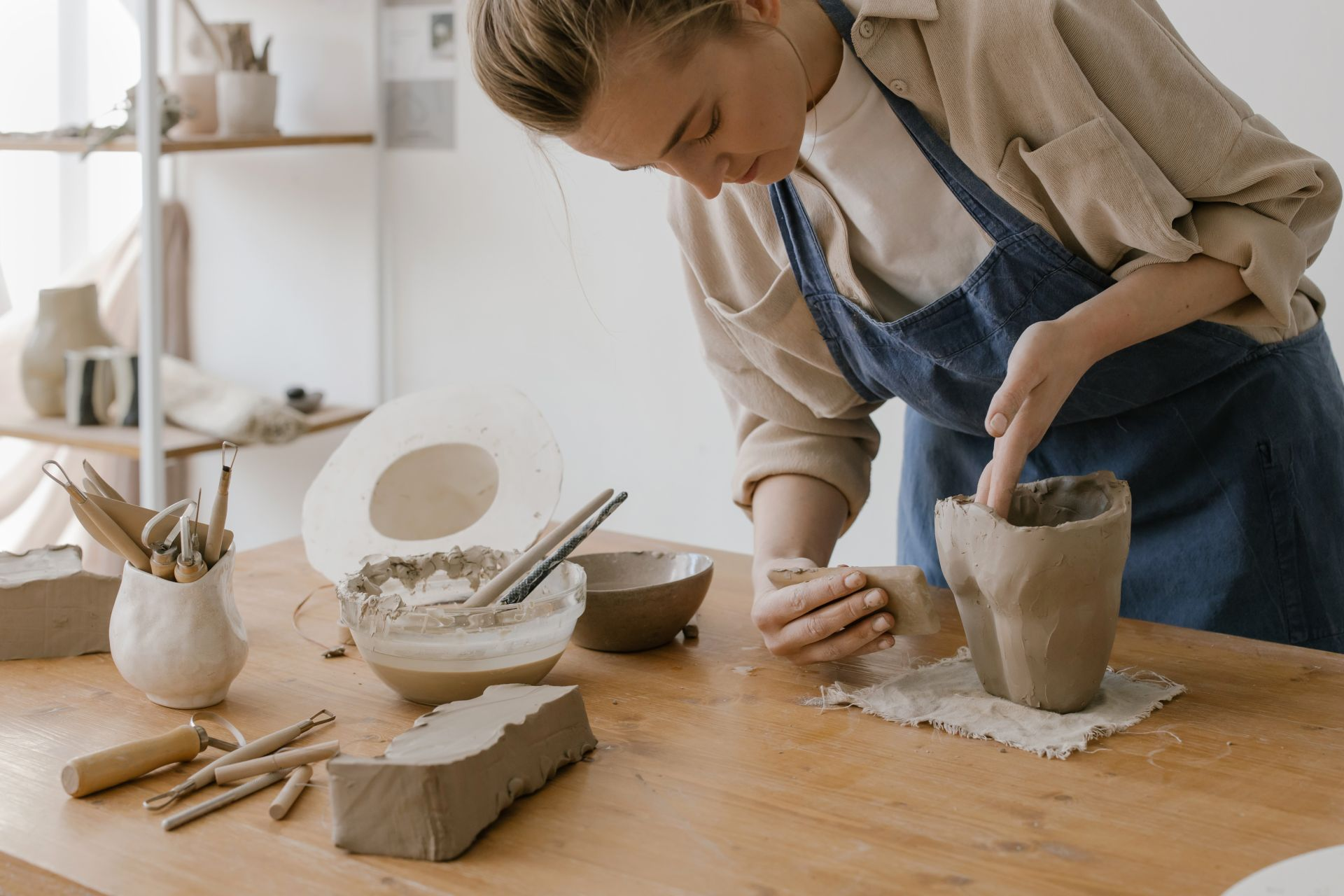 Sculpture Workshop (Intermediate/ Advanced)