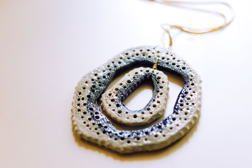 Ceramic and Porcelain Jewellery (Mixed Level)