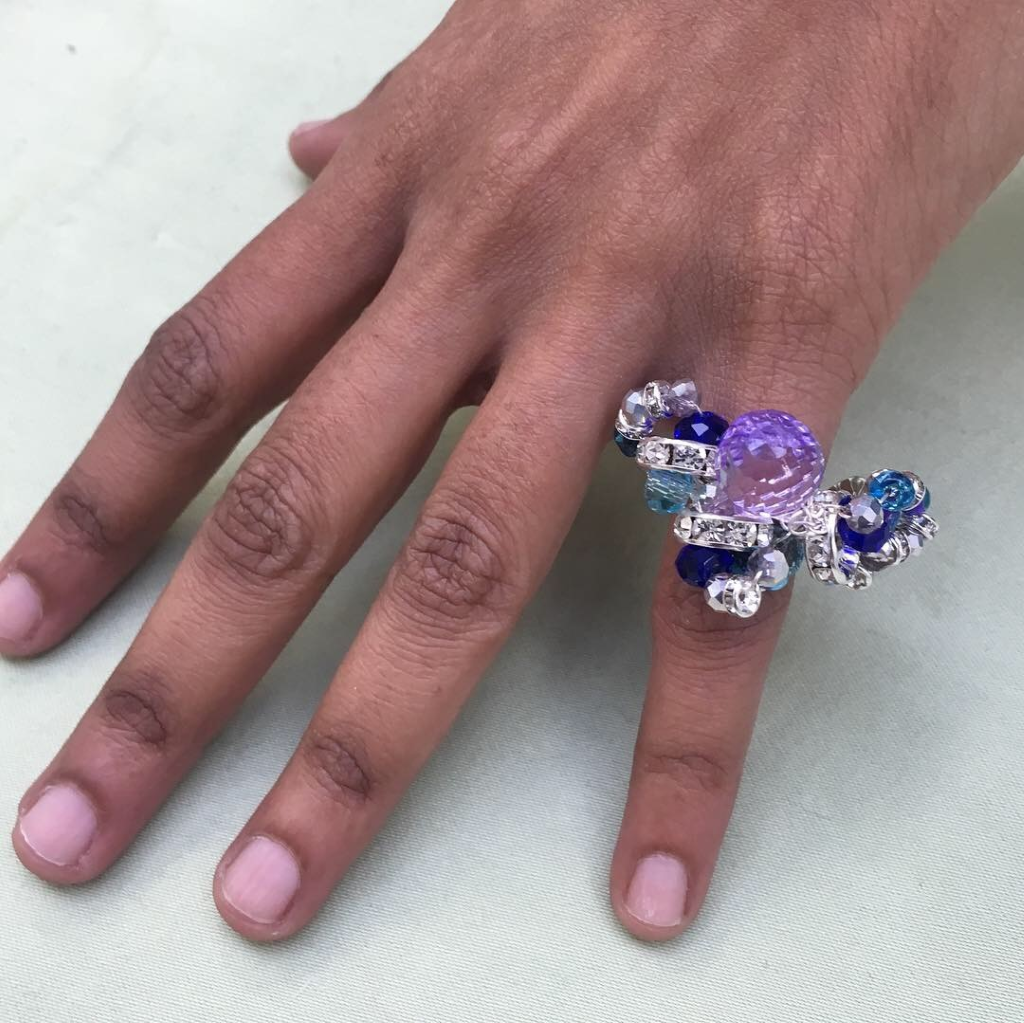 Jewellery Making Workshop with Beading Projects (Mixed Level)