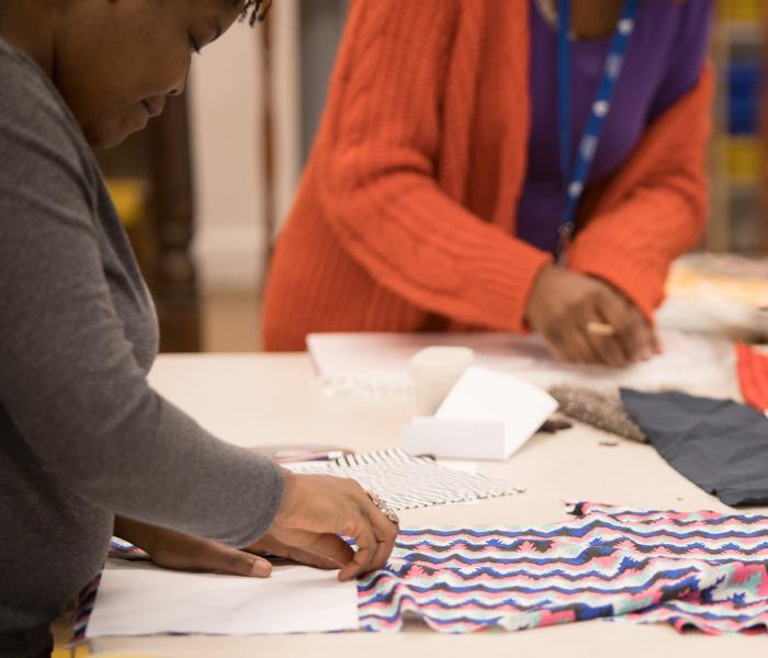 Fashion Textile Design