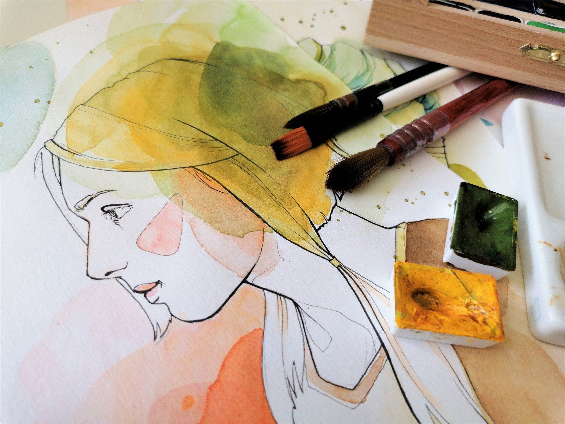 Drawing For Beginners and Improvers