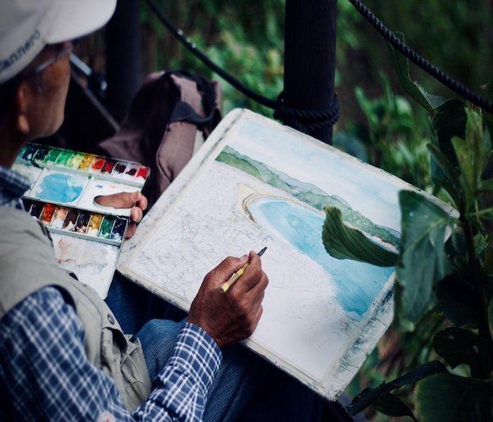 Landscape Painting: An Introduction
