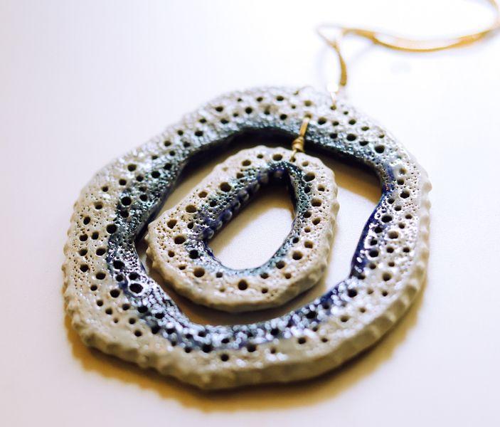 Ceramic and Porcelain Jewellery (Beginner/Intermediate)
