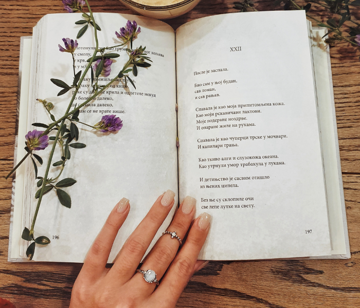 Writing: An Introduction to Poetry