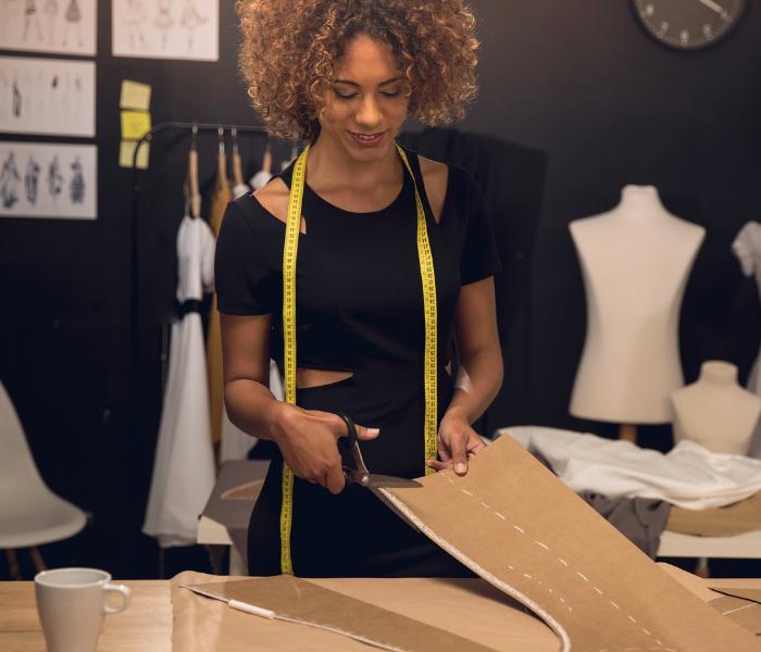 Dressmaking: A-Line Features (Beginners/Intermediate)