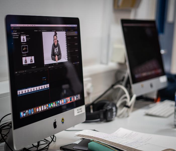 Level 2 Professional Production: Video, Editing & Blogging
