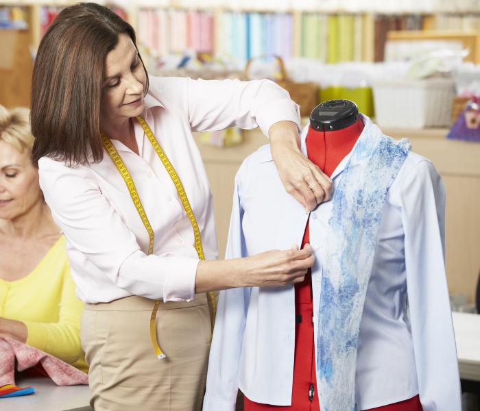 Dressmaking: Panel-Seamed Features (Beginners/Intermediate)