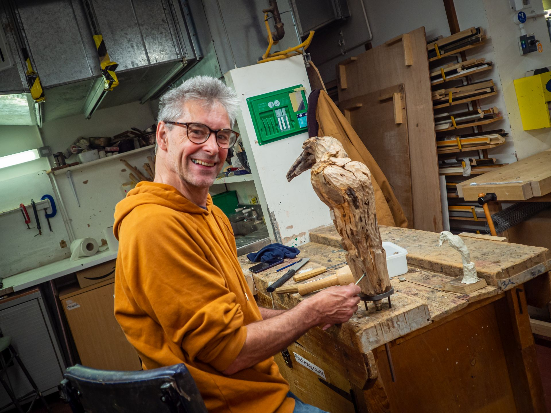 Woodcarving and Picture Framing