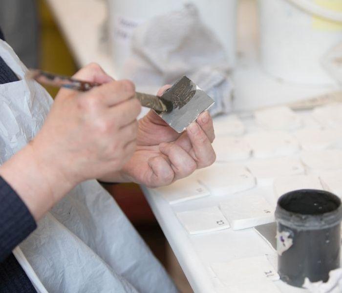 Ceramics: Specialist Materials and Techniques (Studio Practice)