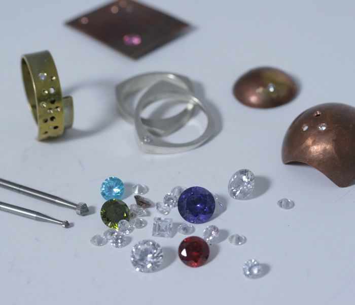 Jewellery Making and Stone Setting (Intermediate/Advanced)