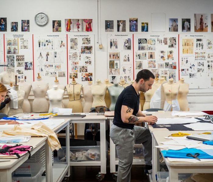Level 1 Creative Fashion Design & Pattern Cutting