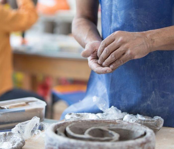 Make a Ceramic Tile Wall Mural