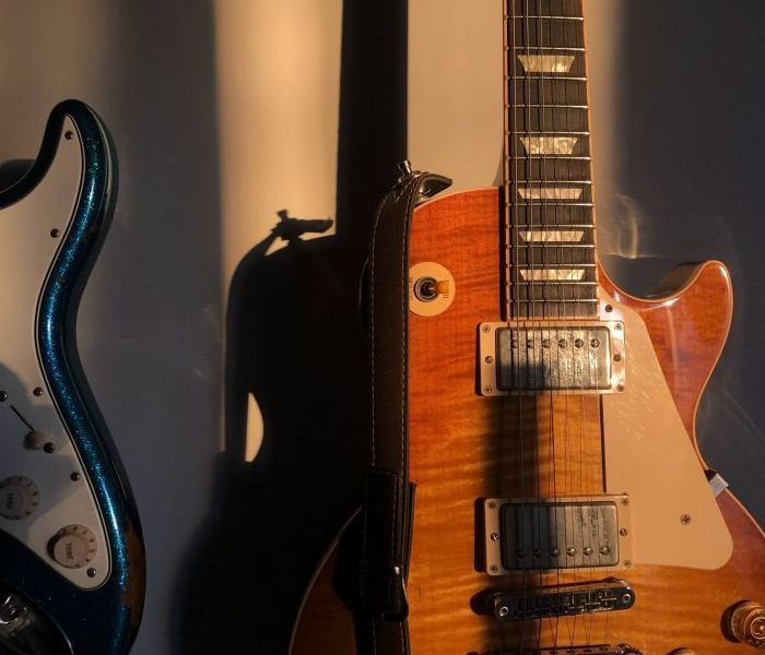 Guitar: Blues, Country and Jazz (Higher Mixed Level)