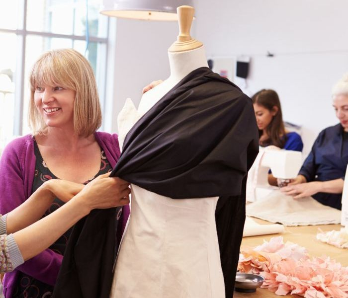 Creative Pattern Cutting & Draping on the Stand (Intermediate/Advanced)