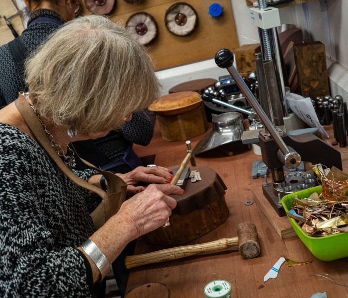 Casting and Jewellery Making  (Mixed Level)