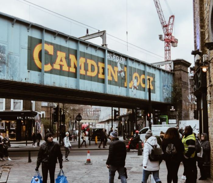 Art in and Around Camden: The Camden Town Group and Beyond